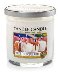 Look at this White Chocolate Apple Tumbler Candle on #zulily today!