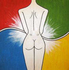 Alessio Bolognesi, Women at the window, (1978)