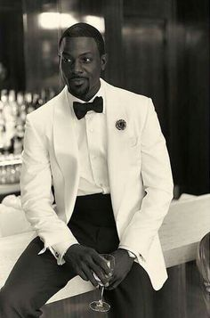 Lance Gross exudes Confidence