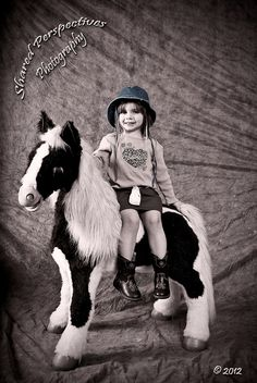Cowgirl Blues by Shared Perspectives Photography