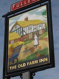The Old Farm Inn - Church Road, Totternhoe, Bedfordshire, UK  The Old Farm Inn is a historic building with a historic restaurant inside. Eastern England, United Kingdom. http://www.bedfordshire.gov.uk/CommunityAndLiving/ArchivesAndRecordOffice/CommunityArchives/Totternhoe/TheOldFarmPublicHouseTotternhoe.aspx