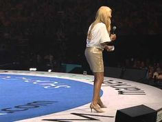 2012 Market America International Convention Recognition with Elizabeth Weber