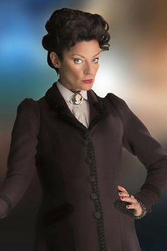 Michelle Gomez as Missy in Dr Who.