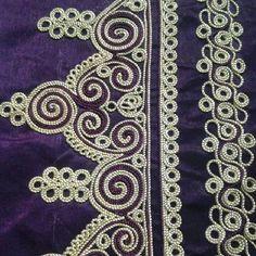 Zwake Motif Soutache, Mens Kurta Designs, Embroidery Bracelets, Fashion Pants, Modest Fashion, Creative Design, Print Design, Projects To Try, Beads