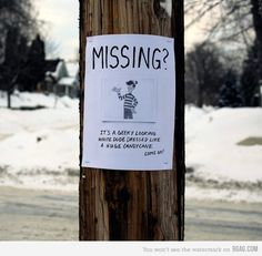 Waldo Missing?