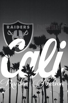 The Raiders were in eLAy for a few years before moving back home to Oakland.