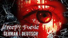 Blut ✽ Creepy Poesie german ✽  schauriges Horror Gedicht ✽ Deutsch [Seel...