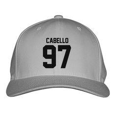 CABELLO Embroidered Baseball Cap 2pac cdc7e7f2086c