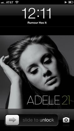 Top selling album 2011/2012! I love her music!