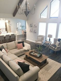 Cozy Modern Farmhouse Sunroom Design Ideas (27)