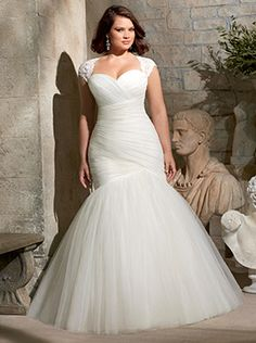 mermaid wedding dresses with sweetheart neckline - Google Search