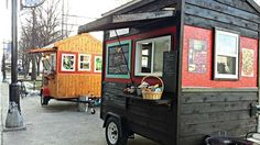 ForTheLoveOfFoodTrucks on Pinterest | Food Truck, Coffee Truck and ...Caged Crow Fabrication Designs