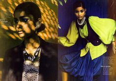 Beauty: #jewellery #editorial #fashion