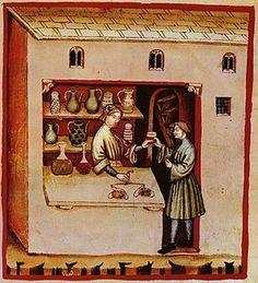 Firenze La bottega dello speziale #TuscanyAgriturismoGiratola