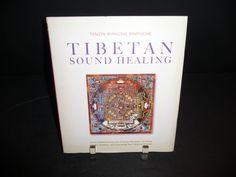 Tibetan Sound Healing by Tenzin Wangyal Rinpoche (2007, CD / Hardcover) CD NEW