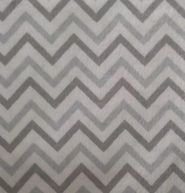 """Snuggle Flannel Fabric- Chevron Gray Small. I like this for fabric """"paper"""" towels for the kitchen"""