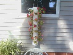Planter Made of PVC