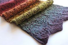 Ravelry: Rainbow Lace Scarf pattern by Daria Darovskikh Knit Cowl, Knitted Shawls, Knit Scarves, Rainbow Laces, Wrap Pattern, Lace Scarf, Knitting Accessories, Lace Knitting, Arm Warmers