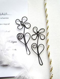 kvietok wire flower