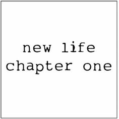 Thirstystone Drink Coaster New Life Chapter One Thirstystone Drink Coaster Neues Leben Kapitel Eins Thirstystone Drink Coaster New Life Chapter One - Besondere Tag Ideen Now Quotes, True Quotes, Words Quotes, Wise Words, Quotes To Live By, Motivational Quotes, Inspirational Quotes, New Life Quotes, Sayings