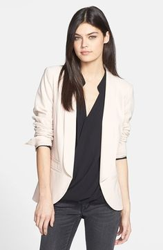 Trouvé Three Pocket Blazer | Nordstrom
