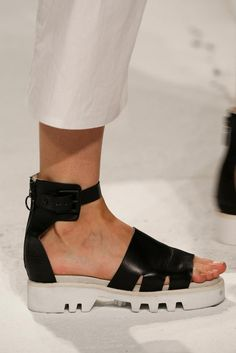 Summer Sandal Fav for 2015. If I could splurge on any shoe this would be
