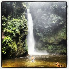 Mother Falls, Baler, Philippines