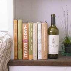 Fill a bottle that has special meaning with sand for a keepsake that doubles as a bookend.