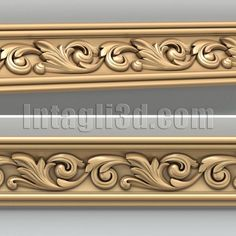 printer design printer projects printer diy Works Works model for CNC routers and printers (art. Molding you can find similar p. Wood Carving Designs, Wood Carving Art, Wood Art, 3d Cnc, Main Door Design, Decorative Mouldings, Ceiling Design, Wood Doors, Wood Design