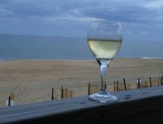 Best place to drink a glass of wine