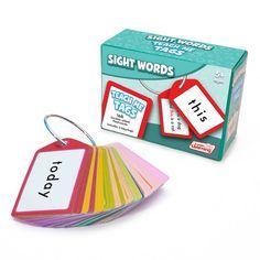 Teach Me Tags Sight Words