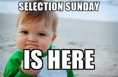 Selection Sunday – mjbreviewers