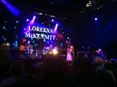 Definite highlight of the ‪summer‬, seeing Loreena McKennitt at Luminato, incredible voice, incredible ‪talent‬! June 13 - Tweeted by @HappyHDay