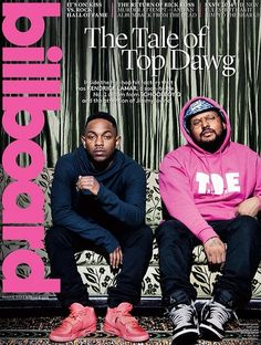 Top Dawg's Kendrick Lamar & ScHoolboy Q Cover Story: Enter the House of Pain