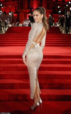 View and license The Fashion Awards 2017 In Partnership With Swarovski At Royal Albert Hall On December 4 2017 In London pictures & news photos from Getty Images. Izabel Goulart, Royal Albert Hall, Lady Amelia Windsor, Swarovski, London Pictures, Awards 2017, Female Stars, Irina Shayk, Red Carpet Looks