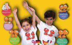 Il 30 Ottobre dalle ore 18,00 ci sarà il Playgroup più la Demo Lesson gratuita di Inglese per bambini presso Xcalibur Laser Game a Casalecchio di Reno (BO)