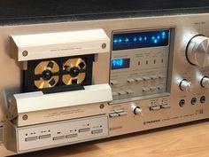 Home theaters equipment Pioneer cassette Hifi Stereo, Hifi Audio, Radios, Mc Intosh, Pioneer Audio, Tvs, Cd Player, Audio Studio, Vinyl Room