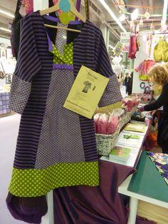 Baba Yaga pattern by French company Scarlett et Marguerite