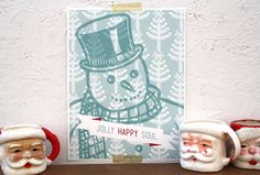 holiday print - sparkle power etsy