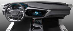 #Audi e-tron Digital #YNCL