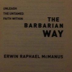Unleash the untamed faith within...