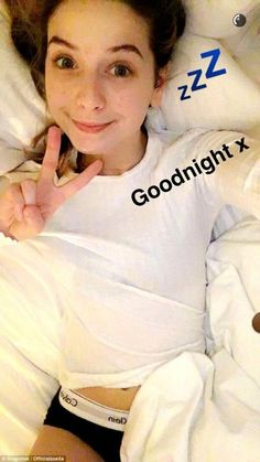 Loads of YouTubers and fans get their underwear out in selfies to support Zoella