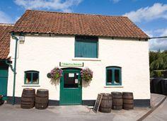 Thatcher's Cider Shop, Sandford, N Somerset