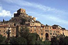 Montemassi Casatle, Italy