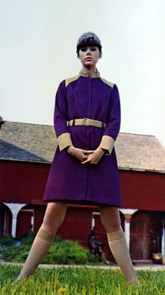 Colleen Corby (Du Pont Ad - 1967)