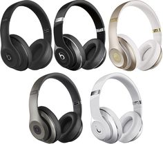 Beats by Dr. Dre Studio Over-Ear Headphones. Beats by Dr. Dre Studio Over-Ear Wireless Headphones.