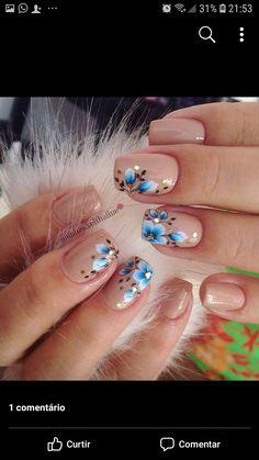 Gorgeous Nails, Love Nails, My Nails, Nail Manicure, Pedicure, Nail Shop, Winter Nails, Christmas Nails, Nails Inspiration