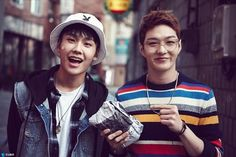 Ilhoon and Changsub ❤