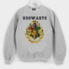 hogwarts logo harry potter Unisex Sweatshirts