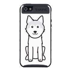 Icelandic Sheepdog Dog Cartoon iPhone 5 Cover